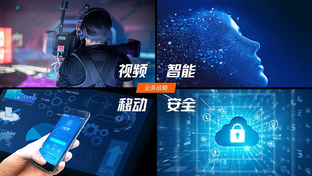 技术观:视频、智能、移动、安全