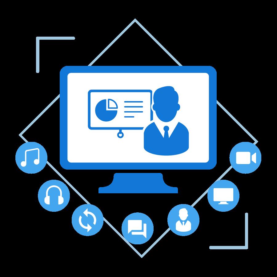 视频文字多种沟通方式提高客户转化率